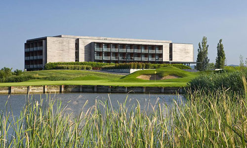 Edificio Hotel Golf Emporda